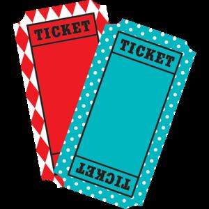 Carneval clipart spring carnival PTO – 10 Carnival Tickets