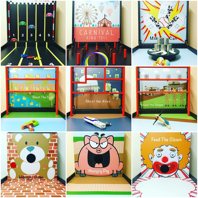 Carnival clipart stalls Level to and World of