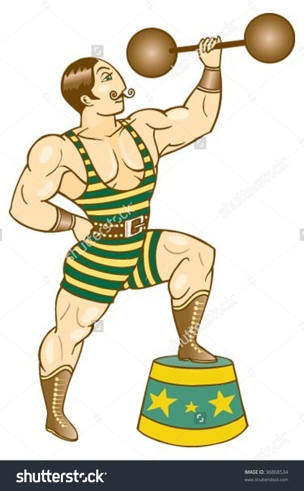 Carneval clipart strong man Man clipart clipart strong Free