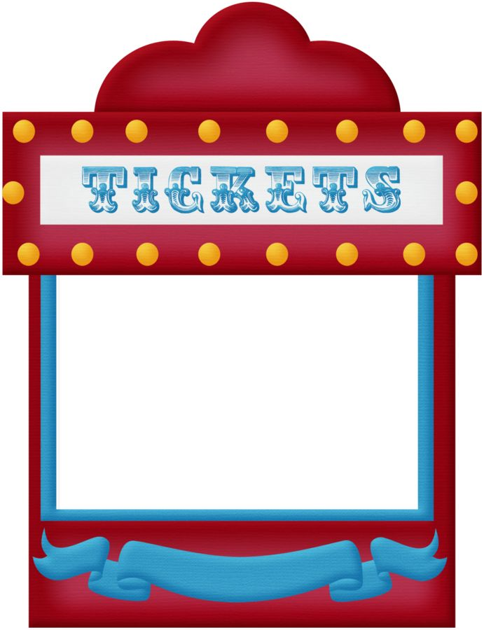Carnival clipart ticket booth About Pinterest Maddie fiesta on