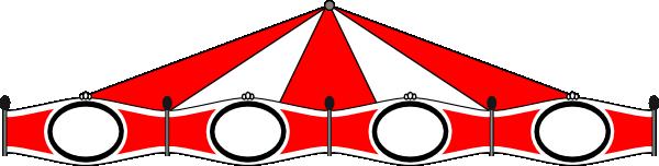 Carousel clipart White Carousel Savoronmorehead clip Clker