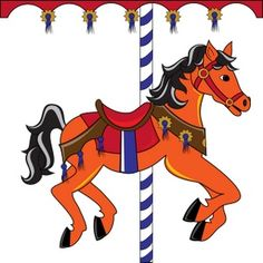 Carousel clipart circus Carousel carousel clip Image art