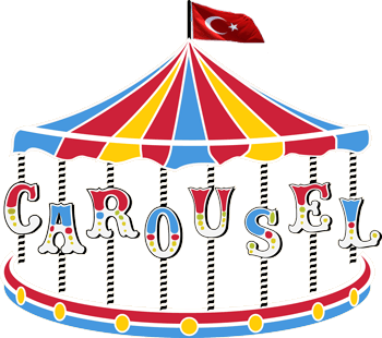 Carousel clipart circus Carousel Travel vs Turkey Blog