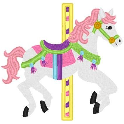 Carousel clipart county fair CAROUSEL HORSE Carousel Pinterest and