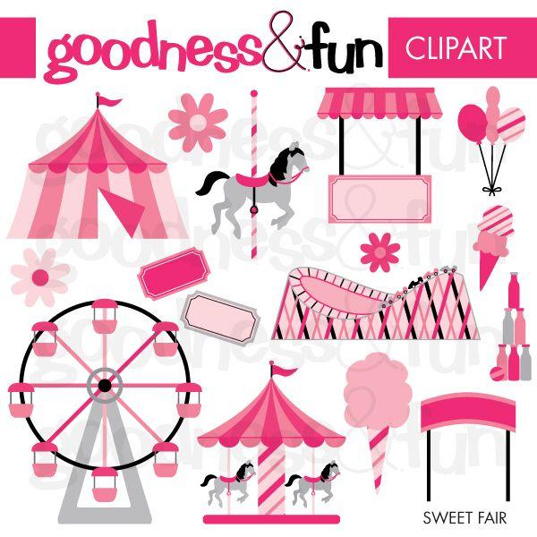 Carousel clipart county fair Fair Cliparts SIRCUS Mygrafico com