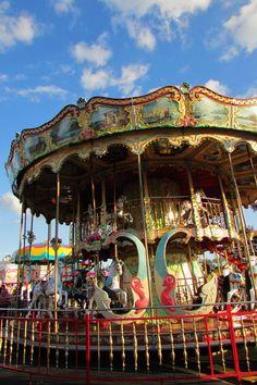 Carousel clipart county fair Erie :: 175th Hamburg Poster