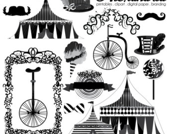 Carousel clipart creepy Use Personal Graphics & Use