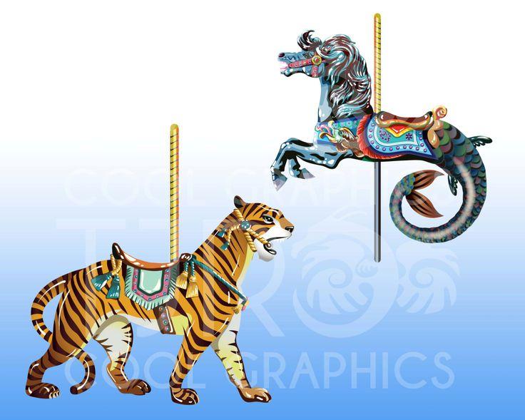 Carneval clipart tiger Merry Tiger Go images Clip