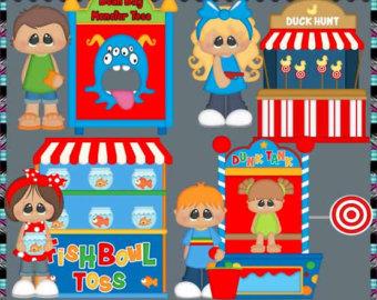 Carousel clipart fair game 2016 Games Fair Commercial Download