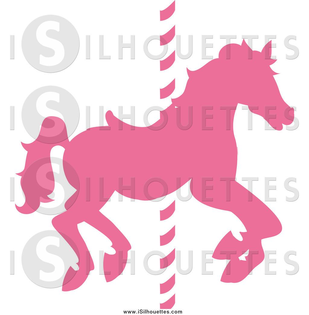 Carousel clipart fair ride Silhouette Fair Free Stock Royalty