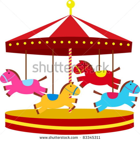 Carousel clipart red For 450 Carousel Clipart >