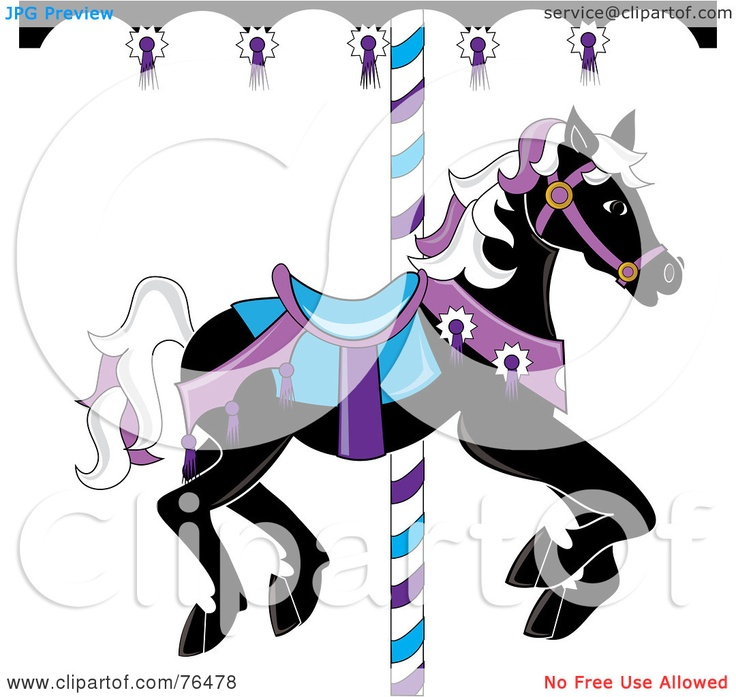 Carousel clipart street festival Clipart Melodie Illustration clip images
