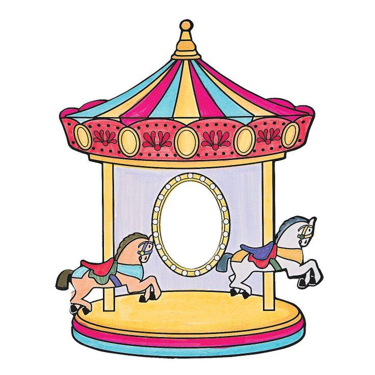 Carousel clipart top Minnie Frames best com Photo
