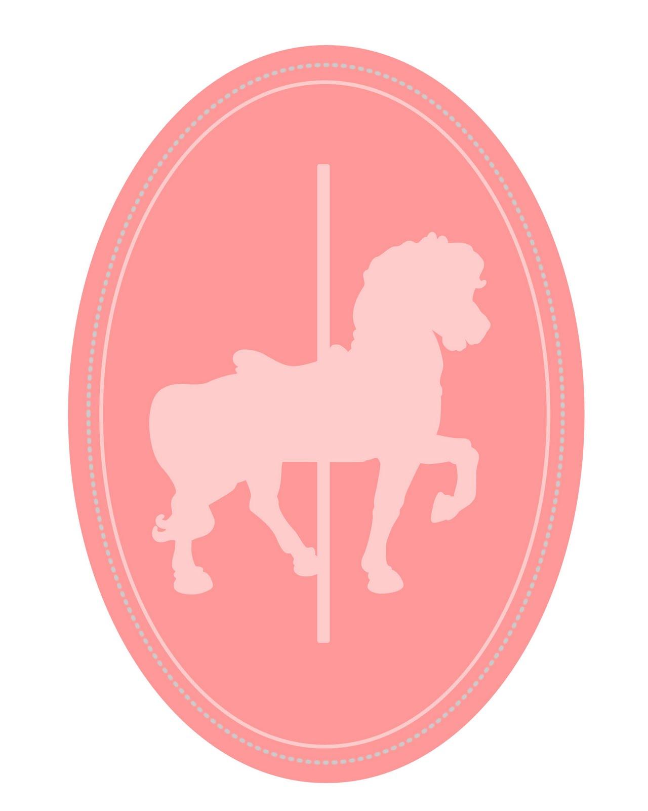 Carousel clipart victorian Silhouette Horse Silhouette alternatives Missie