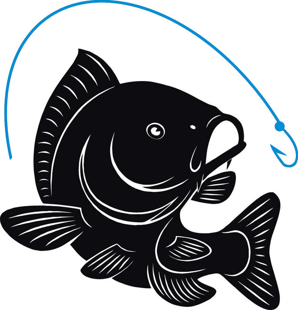 Hook clipart carp fish Running fr JIRA stuff on