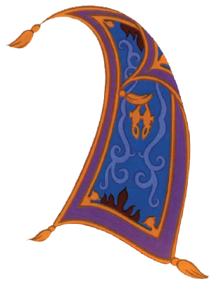 Carpet clipart aladdin Aladdin Clipart 3 Carpet Miscellaneous