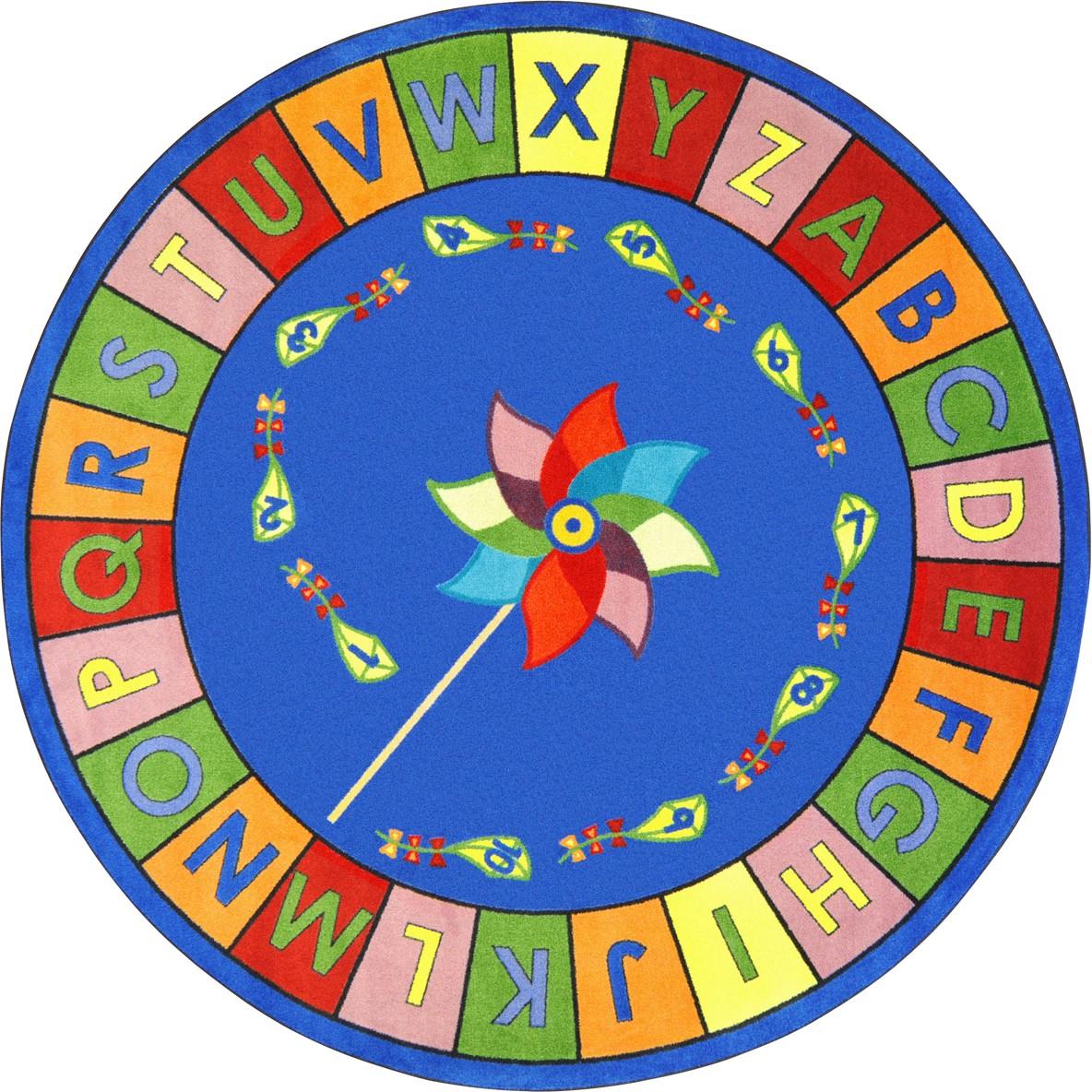 Carpet clipart alphabet Alphabet  Rugs Pinwheel Carpets