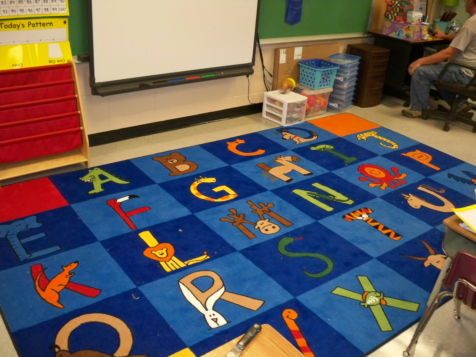 Carpet clipart alphabet Clipart rug School rug BBCpersian7