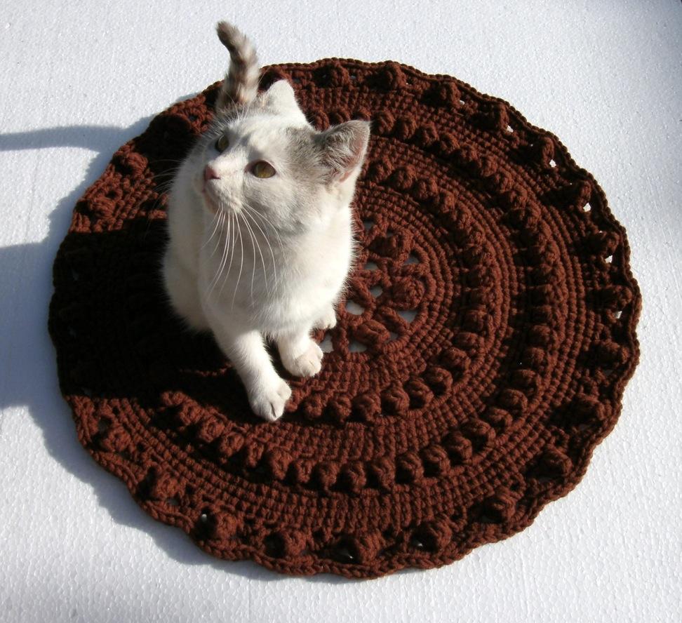 Carpet clipart bedside  5 Crochet Crochet For