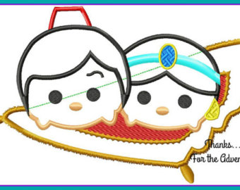 Carpet clipart magical Carpet Magic Jasmine Aladdin Tsum