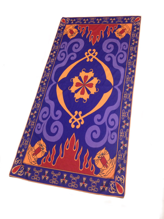 Carpet clipart magical Towel  Aladdin Carpet Inspired