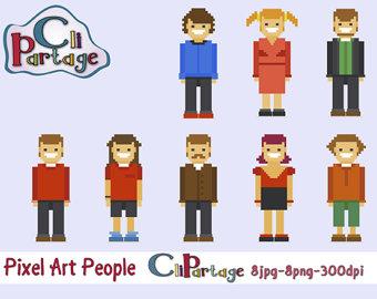 Carpet clipart pixel art Download Clip Etsy Art PEOPLE
