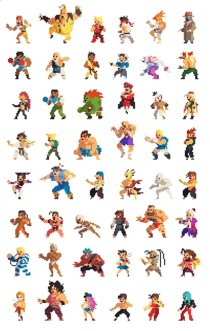 Carpet clipart pixel art My Art brother Fighter images