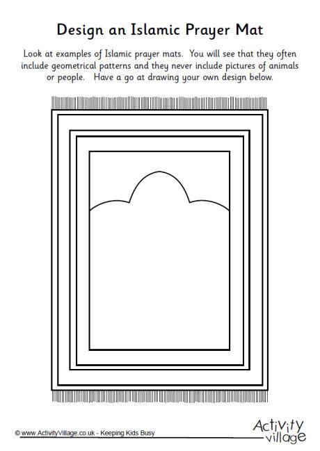 Carpet clipart prayer mat An mat design_an_islamic_prayer_mat_460_1 Design jpg