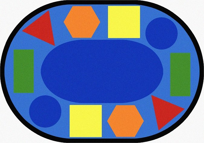 Carpet clipart preschool Rugs Rugs Preschool Shapes Classroom