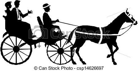 Cart clipart horse vehicle Clipart Clipart Carriage Princess Clipart