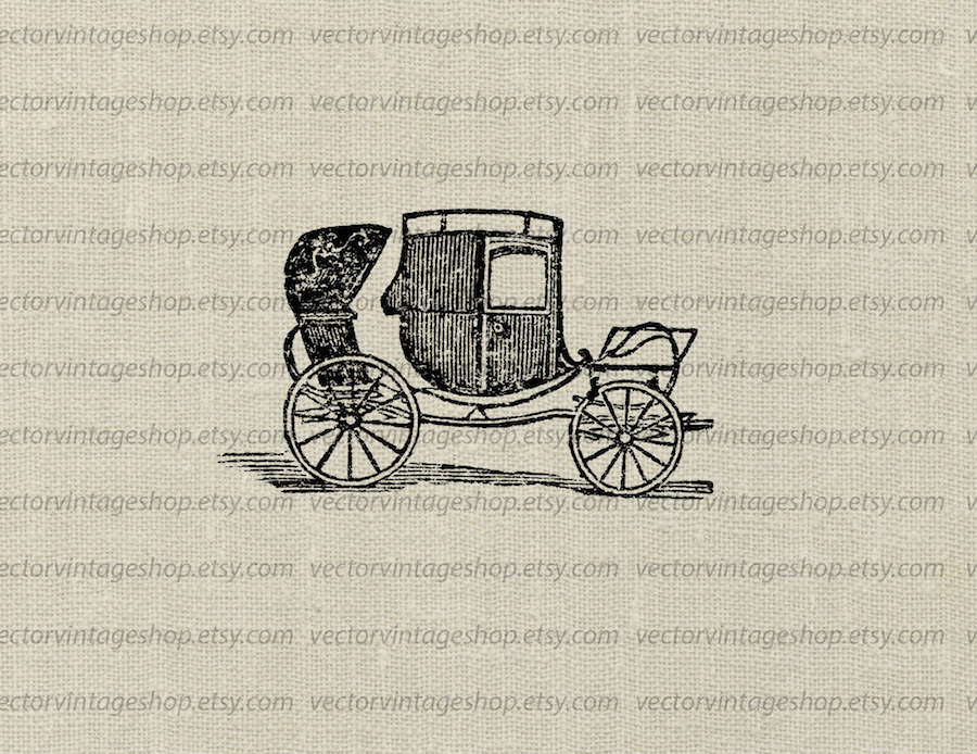 Carriage clipart antique shop Berlin Carriage Victorian Download file