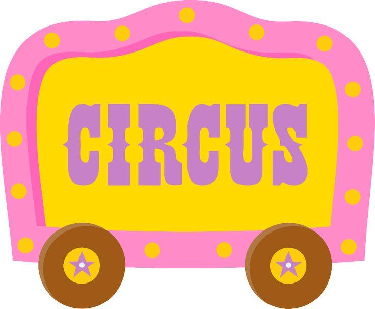 Carriage clipart circus Circus best W ART CLIP