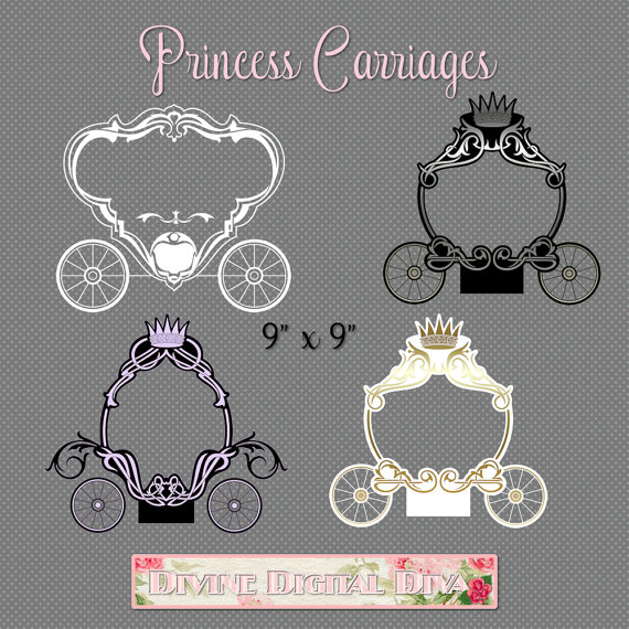Carriage clipart frame Frames Carriage Clipart Studio 22