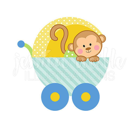 Carriage clipart orange baby Clipart collection Cute Baby Carriage