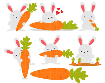 Carrot clipart art and craft Etsy clipart Card for Paper