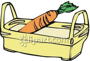 Carrot clipart basket Picture Royalty Picture Free In