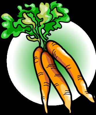 Carrot clipart bunch carrot ClipartBarn Carrot art free food
