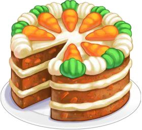 Carrot clipart carrot cake Illustrations images Carrot Food Cake