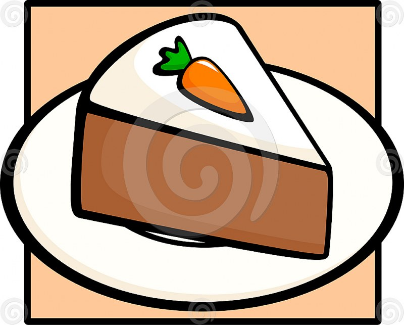 Carrot clipart carrot cake Ever Duncan Eat The You'll
