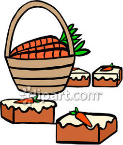 Carrot clipart carrot cake Free In Slices Cake Clipart