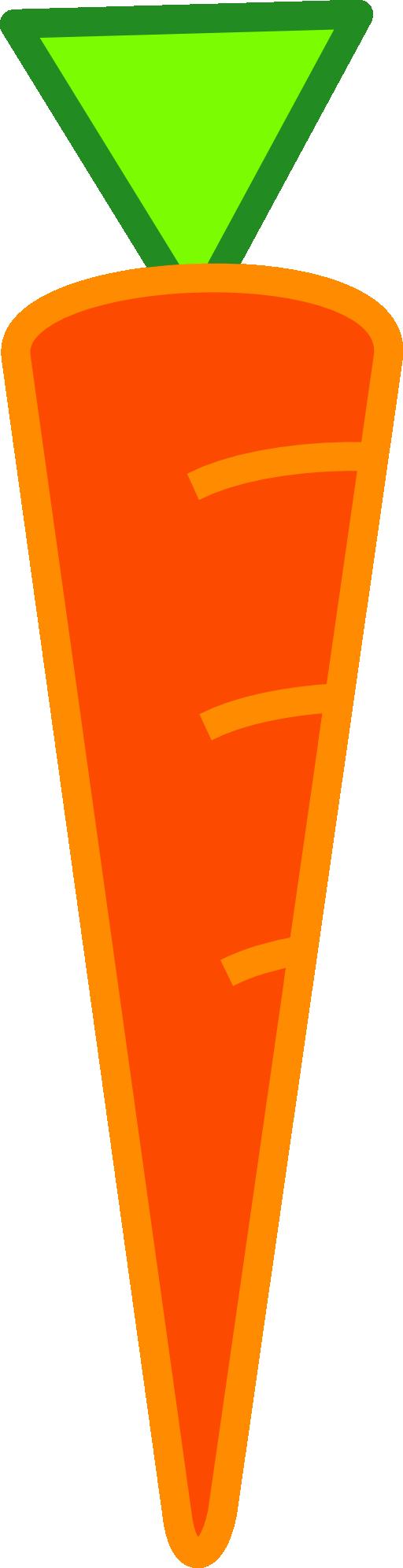 Carrot clipart carrot nose Clip Clip Cartoon — Clipartwork