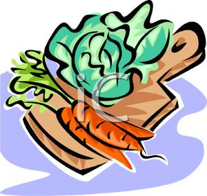 Carrot clipart lettuce Free Carrots Free A On