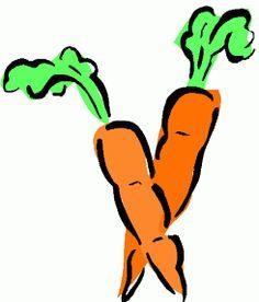 Carrot clipart long  early Google woke Cliparts