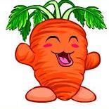 Carrot clipart red Carrot Free carrot Clipart cartoon