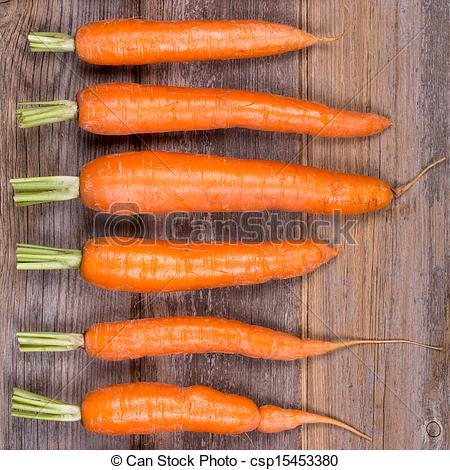 Carrot clipart row Pictures Trimmed in row Photo