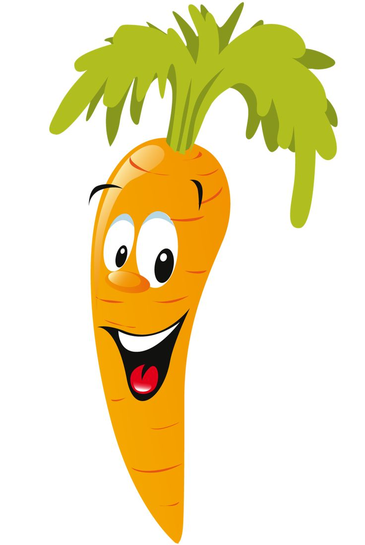Carrot clipart single vegetable 11 para best toamna images