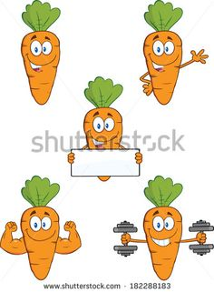Carrot clipart string cheese Carrots Image result 1 Set