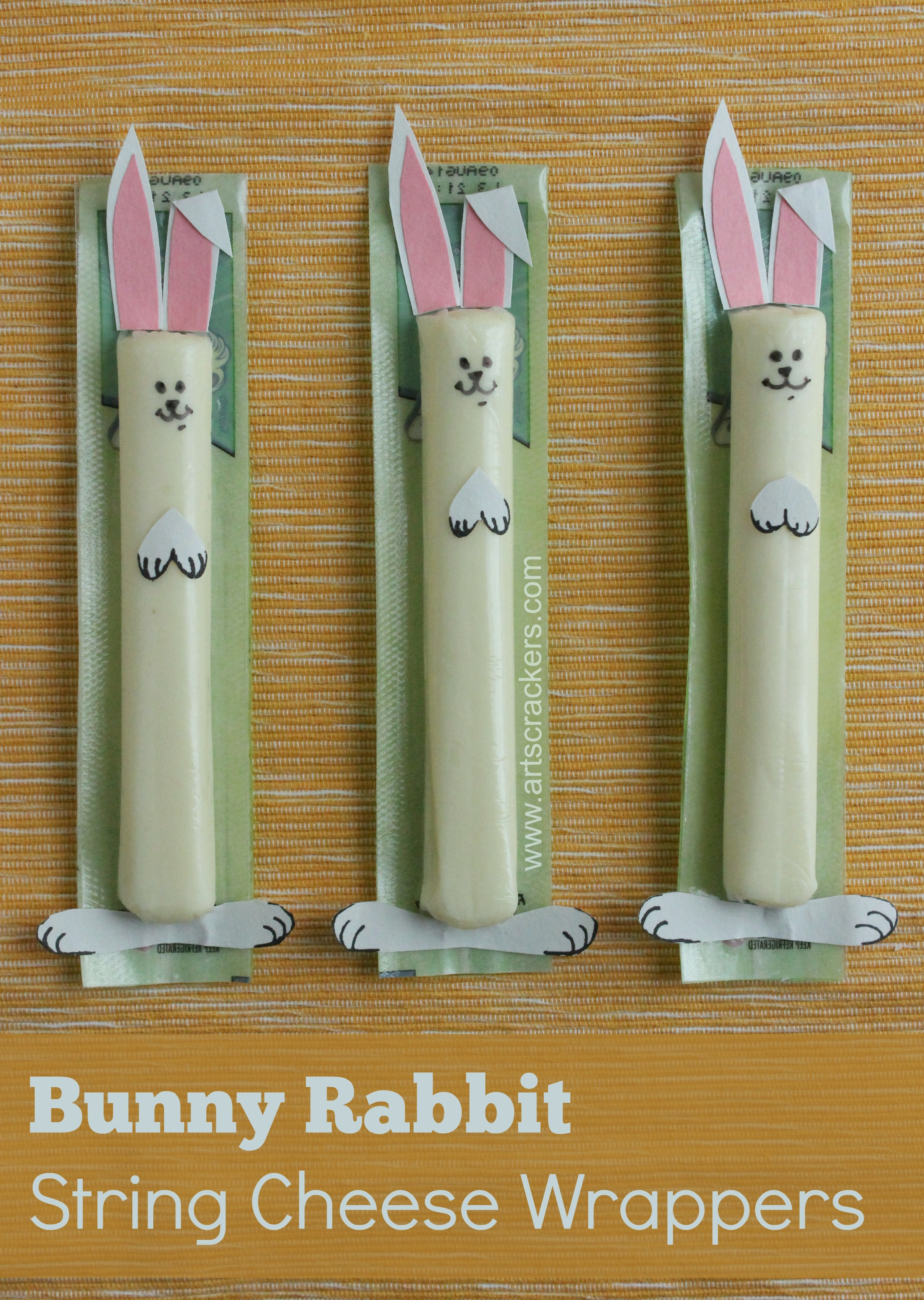 Carrot clipart string cheese Cheese Bunny Rabbit String Cheese