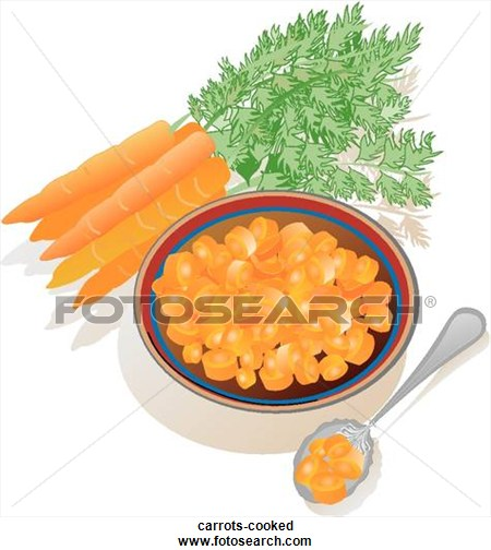 Carrot clipart thick Carrots Clipart Carrots Cooked cliparts