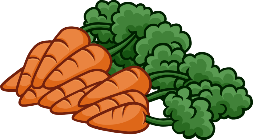 Carrot clipart two Com Carrot Clipart Art Clipart